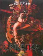 Onirika - Intérieur - Format classique