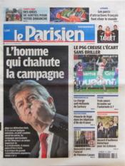 Parisien 75 (Le) du 18/03/2012 - Couverture - Format classique