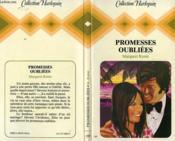 Promesses Oubliees - Cove Of Promises - Couverture - Format classique