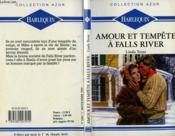 Amour Et Tempete A Falls River - High Society - Couverture - Format classique