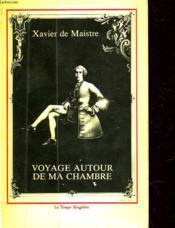 Voyage Autour De Ma Chambre - Couverture - Format classique