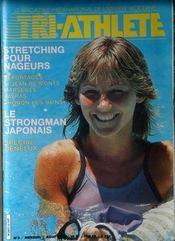 Triathlete N°3 du 01/08/1985 - Couverture - Format classique