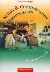 Terminale Stt; Guide Action Et Communication Commerciale - Couverture - Format classique