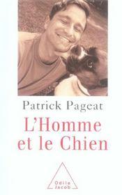 L'Homme Et Le Chien - Intérieur - Format classique