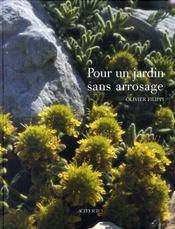 Pour un jardin sans arrosage - Intérieur - Format classique