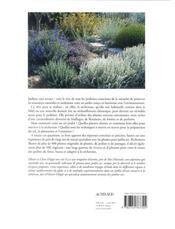 Pour un jardin sans arrosage - 4ème de couverture - Format classique