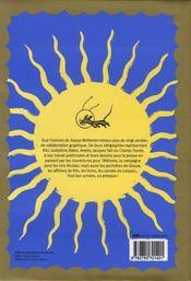 Tout l'univers de Dupuy Berberian - 4ème de couverture - Format classique