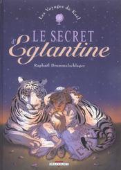 Les Voyages De Kael T.2 ; Le Secret D'Eglantine - Intérieur - Format classique