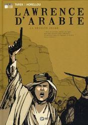 Lawrence d'Arabie t.1 ; la révolte arabe - Intérieur - Format classique