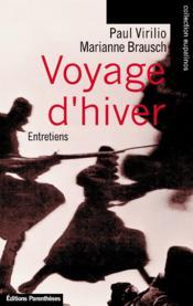 Voyage D'Hiver - Entretiens - Couverture - Format classique