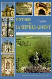 Histoire de la neuville-au-pont - Couverture - Format classique