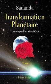 Transformation planetaire t. 1 - Couverture - Format classique