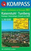 Kaiserstuhl ; Tuniberg - Couverture - Format classique