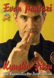 Kyusho-jitsu, clés essentielles des points vitaux - Intérieur - Format classique
