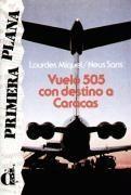 Vuelo 505 con destino a Caracas - Couverture - Format classique