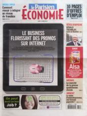 Parisien Economie (Le) du 19/03/2012 - Couverture - Format classique