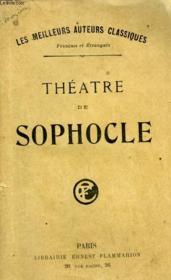 Theatre. - Couverture - Format classique
