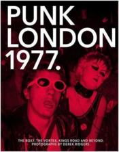 Vente livre :  Derek ridgers punk london 1977  - Ridgers Derek