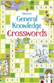 Vente livre :  General knowledge crosswords  - Phillip Clarke