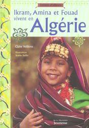 Ikram, Amina Et Fouad Vivent En Algerie - Intérieur - Format classique