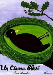 Un oiseau blessé - Couverture - Format classique