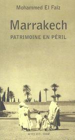 Marrakech Et Sa Campagne - Intérieur - Format classique