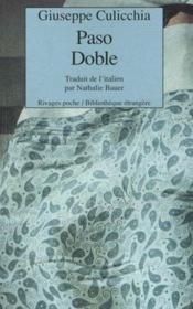 Paso Doble - Couverture - Format classique