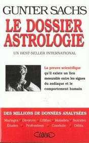 Dossier Astrologie ; Un Best-Seller International - Intérieur - Format classique