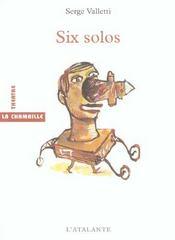 Six solos - Intérieur - Format classique