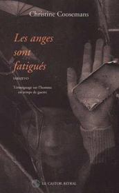 Anges Sont Fatigues (Les ) - Couverture - Format classique