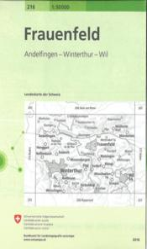 Frauenfeld - Couverture - Format classique