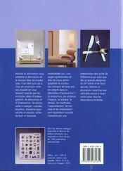 Habitat Et Decoration - 4ème de couverture - Format classique