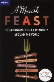 Vente livre :  A moveable feast  - Collectif