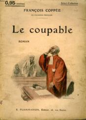 Le Coupable. Collection : Select Collection N° 196 - Couverture - Format classique