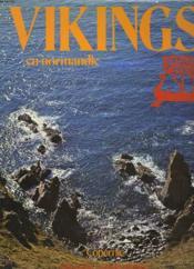 Les Vikings En Normandie - Couverture - Format classique