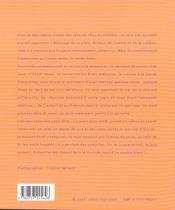 Decors de fenetres - 4ème de couverture - Format classique