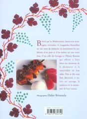 Aimer la cuisine du Languedoc-Roussillon - 4ème de couverture - Format classique