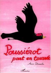 Poussierot part en tournée - Couverture - Format classique