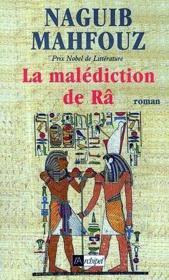 La Malediction De Ra - Couverture - Format classique