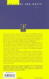 Qui a peur de la littérature ? - 4ème de couverture - Format classique