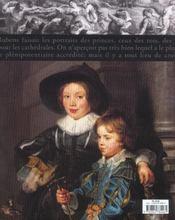 Rubens - 4ème de couverture - Format classique