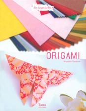 Origami - Couverture - Format classique