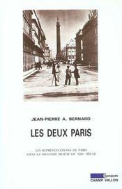 Deux Paris (Les) - Intérieur - Format classique