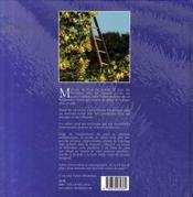 Les baronnies ; quatre saisons en drôme provençale - 4ème de couverture - Format classique
