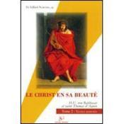 Le Christ en sa beauté t.2 ; textes annotés - Couverture - Format classique