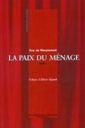 Paix Du Menage (La) - Intérieur - Format classique