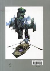 Toppi, une monographie - 4ème de couverture - Format classique