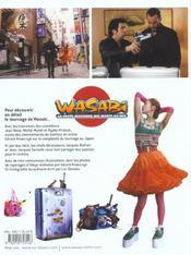 Wasabi - 4ème de couverture - Format classique