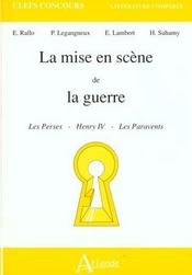 Mise En Scene De Guerre - Intérieur - Format classique