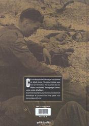 Dix-Neuf Aout 1942, 4h50 : Le Sacrifice Des Canadiens Sur Les Plages De Dieppe - 4ème de couverture - Format classique